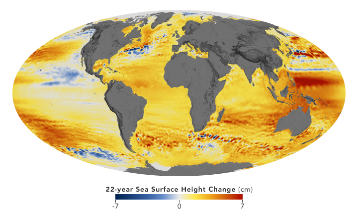 Sea Level Rise is Accelerating - related image preview