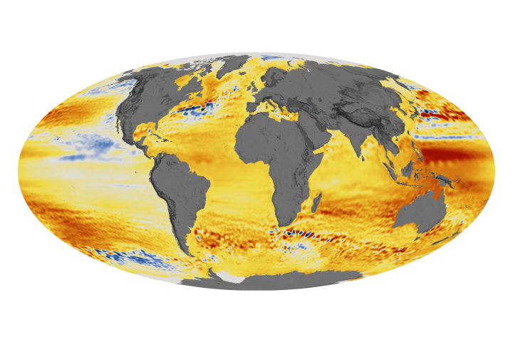 Sea Level Rise is Accelerating - selected image