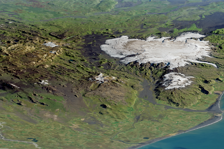 Iceland's Caldera of Hot Springs