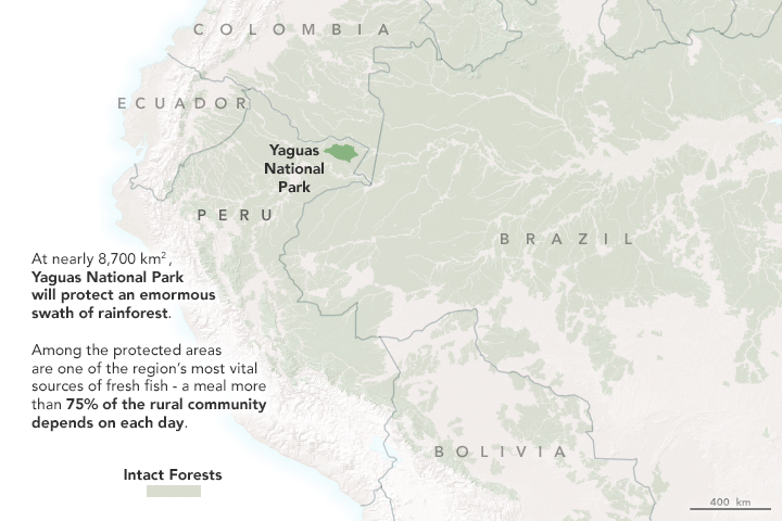 Peru's Newest National Park - related image preview