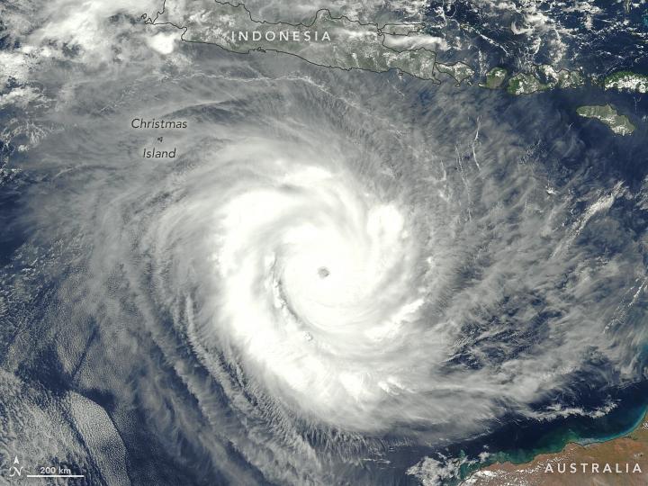 Cyclone Marcus