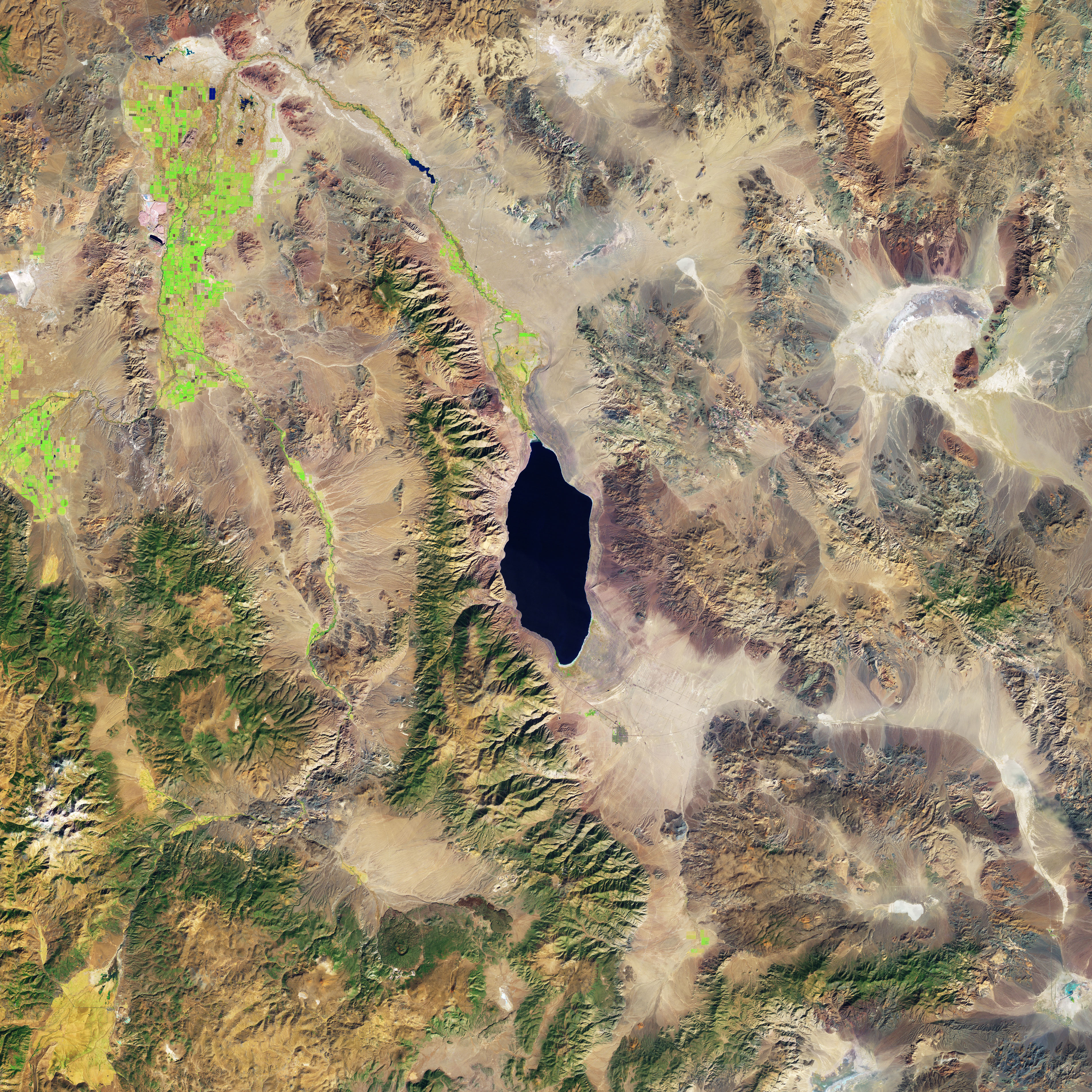 Disappearing Walker Lake - related image preview