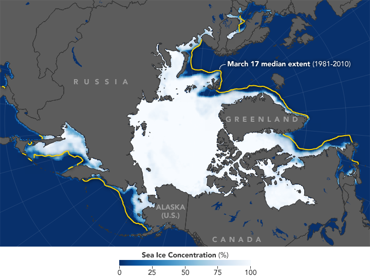 Shipping Responds to Arctic Ice Decline