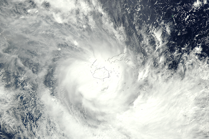 Tropical Cyclone Keni