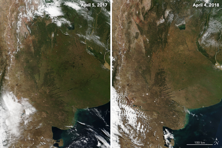 A Costly Drought in Argentina