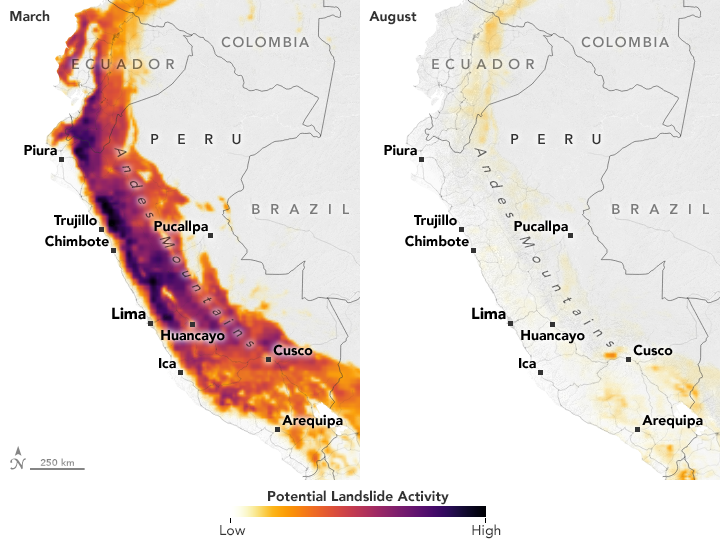 Predicting Landslide Hazards in Near Real-Time - related image preview