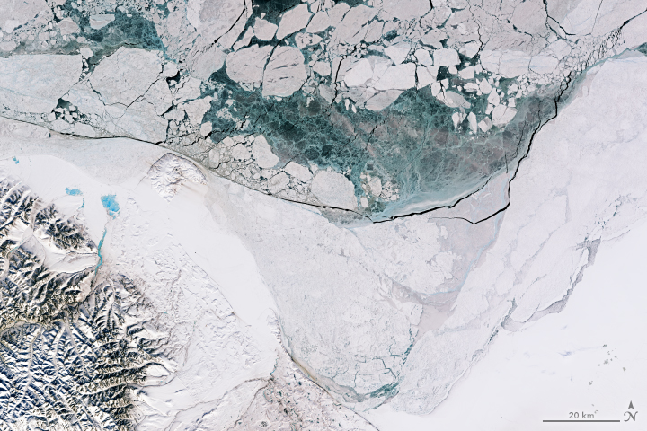 Beauty in the Beaufort Ice Pack - related image preview
