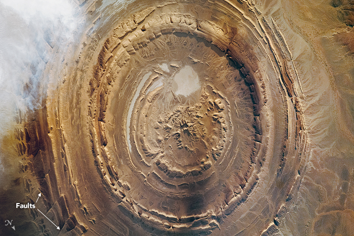 Richat Structure