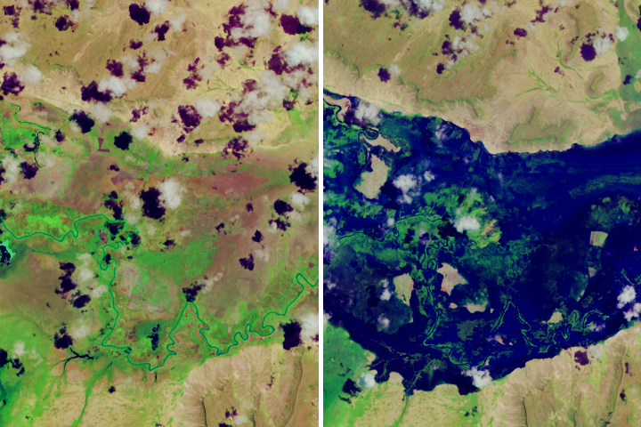 Dramatic Flooding in Eastern Africa - selected image