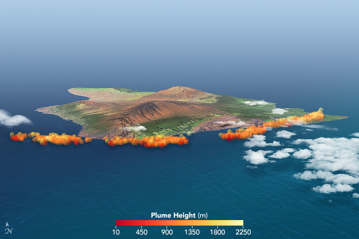 Probing Kilauea's Plume - related image preview