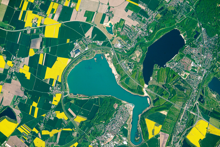 A Transformed Landscape in Germany