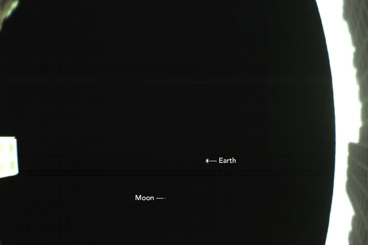 A Cubic View of Earth