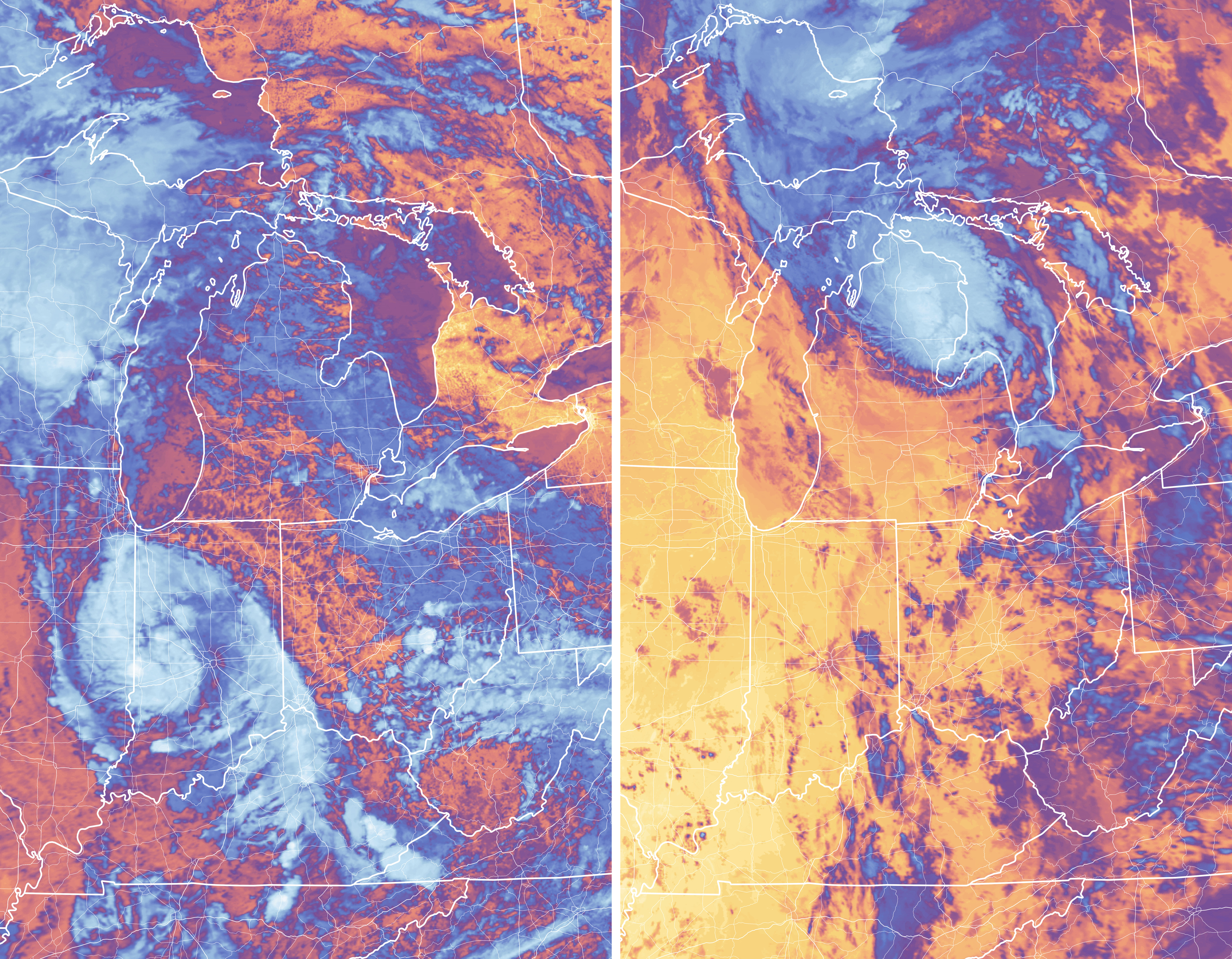Subtropical Cyclone Alberto - related image preview