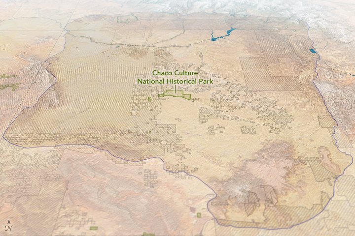 Mapping Modern Threats to Ancient Chacoan Sites - related image preview