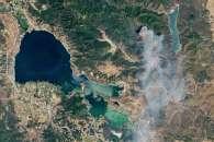 Pawnee Fire, Northern California
