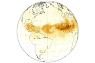 Here Comes the Saharan Dust