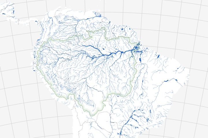 Fizzy Tropical Rivers