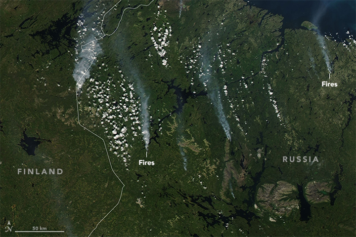 Scarcely Seen Scandinavian Fires - related image preview