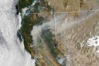 Wildfires Blanket Western States With Smoke