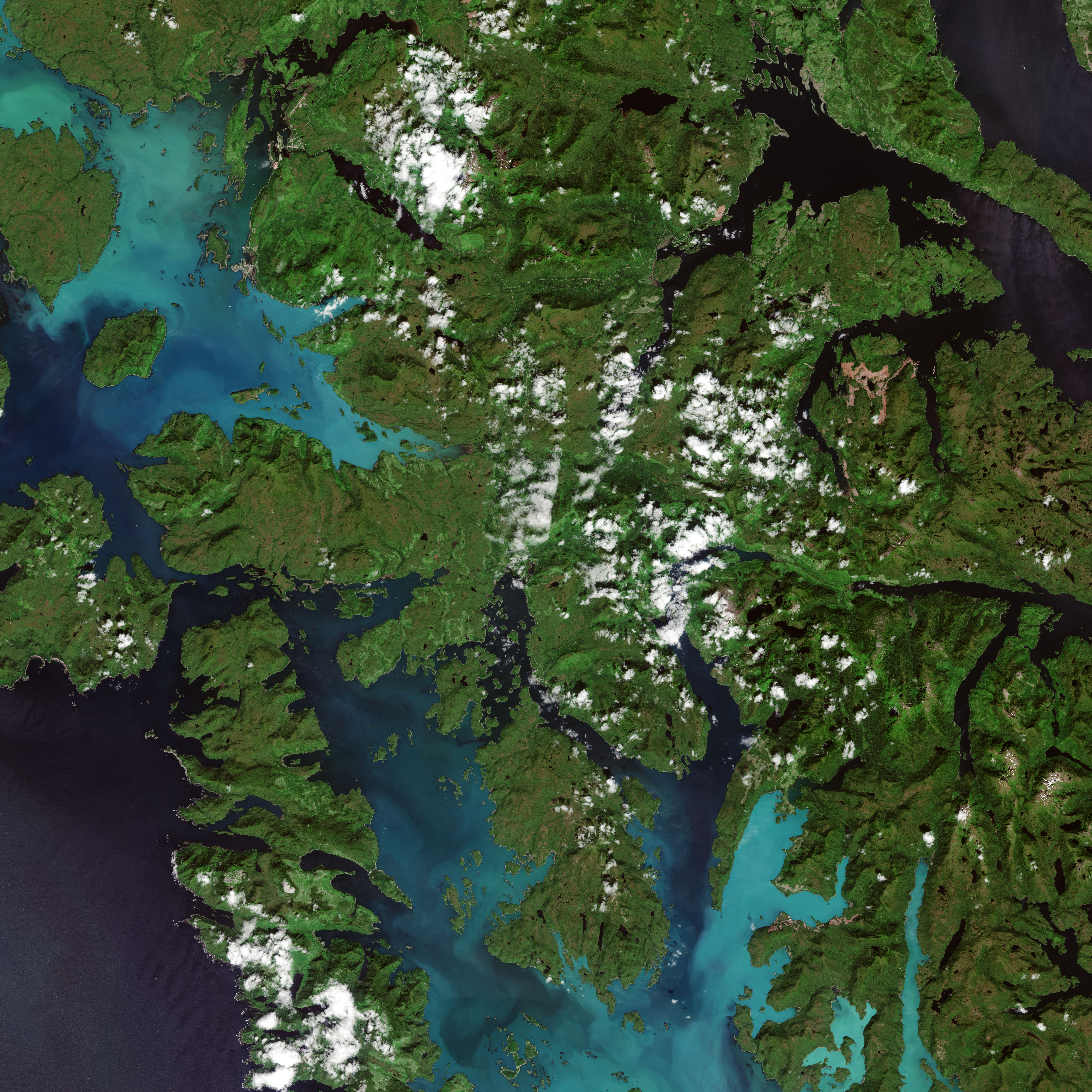Milky Blue Water Near Prince of Wales Island - related image preview