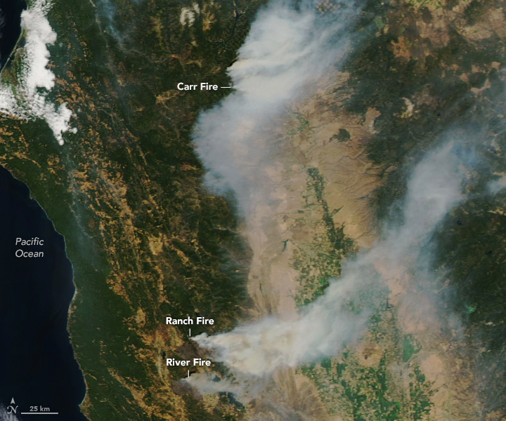 Carr Fire and Mendocino Complex - related image preview