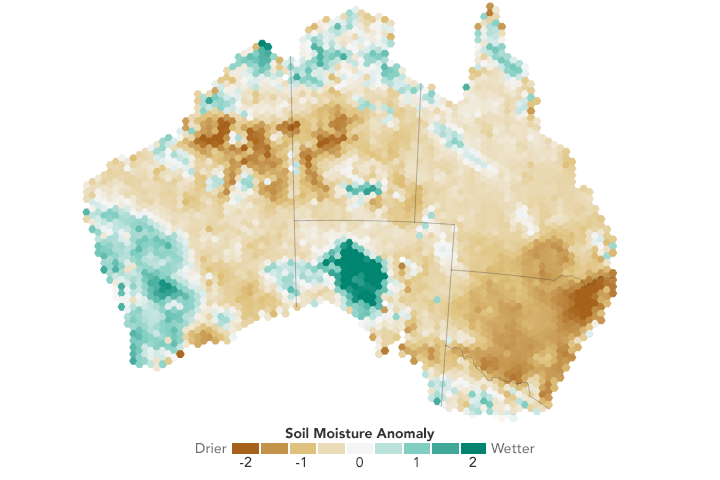A Mid-winter Drought in Australia - related image preview
