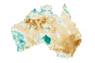 A Mid-winter Drought in Australia