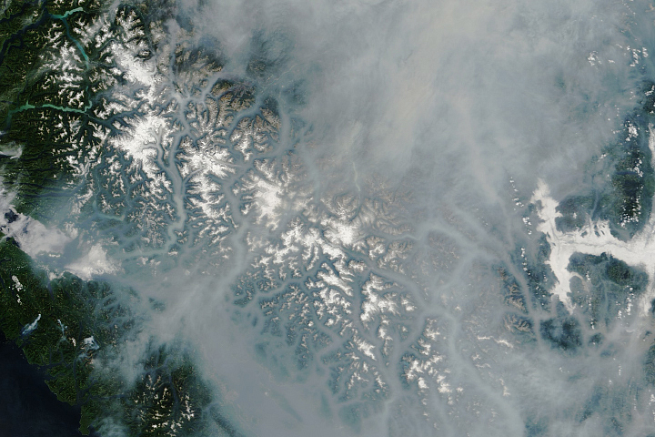 Smoke Blankets British Columbia