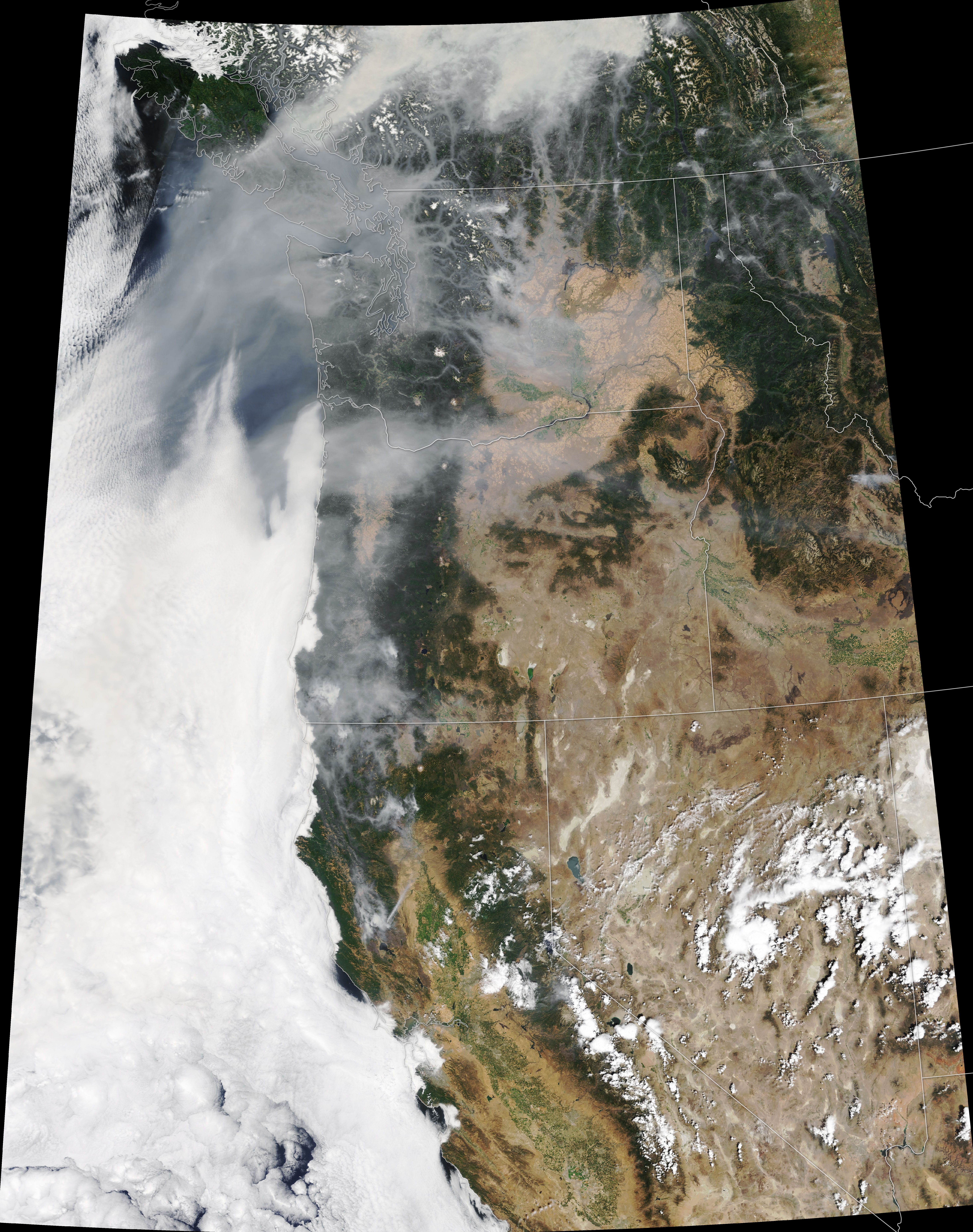 Smoky Oregon - related image preview