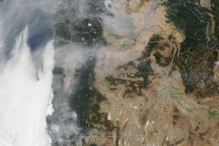 Smoky Oregon - selected image