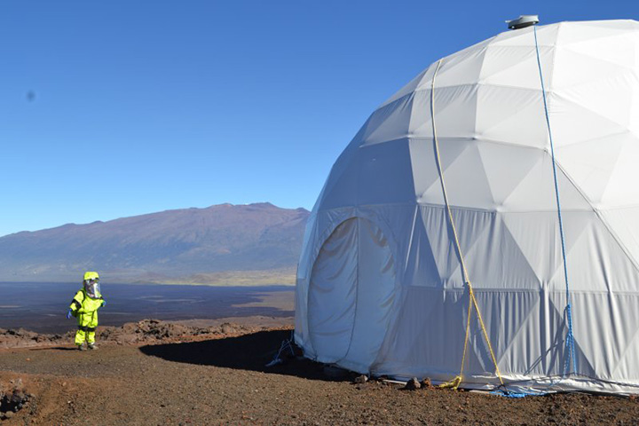 Living the Mars Life on Mauna Loa - related image preview