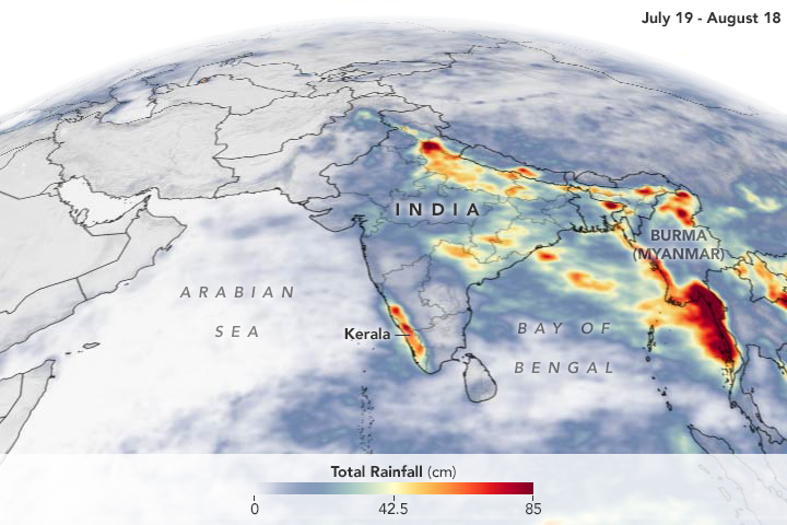 A Flood for the Century in India