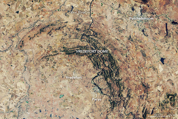 Vredefort Crater