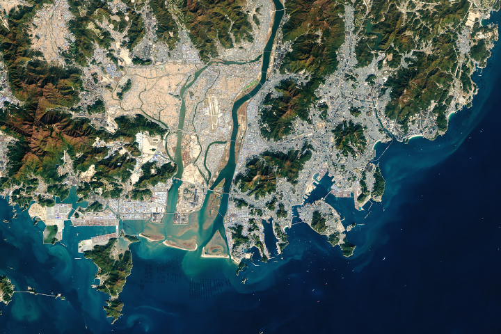 Decades of Growth at Port of Busan      - selected image