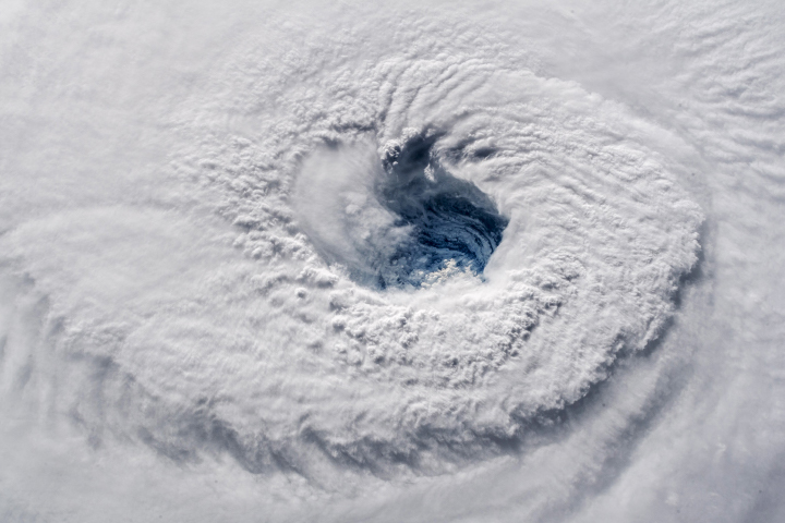 Awesome, Frightening Views of Hurricane Florence - selected image