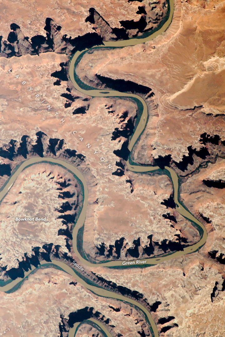Green River Meanders