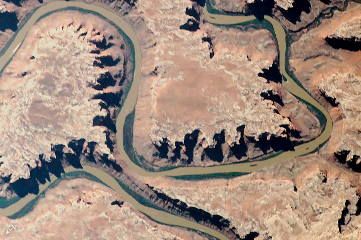 Green River Meanders