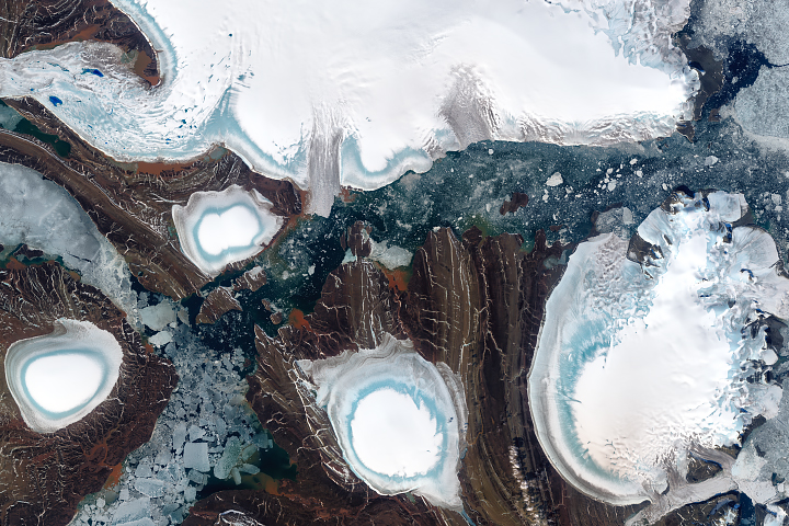 Severnaya Zemlya Archipelago - selected image