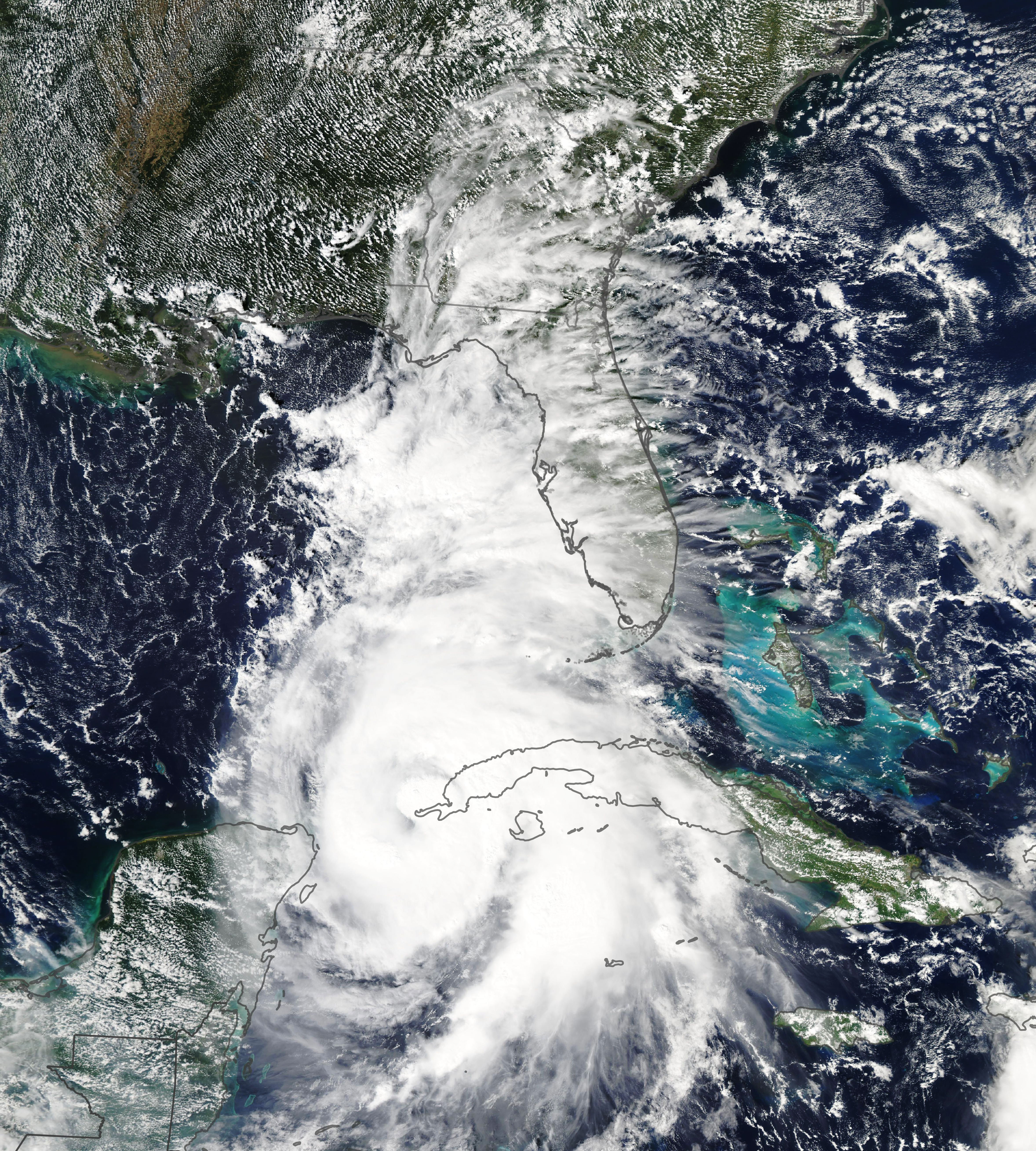 Hurricane Michael Heads for Florida - related image preview