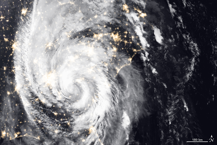 Hurricane Michael Reaches North Carolina - related image preview