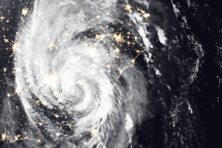 Hurricane Michael Reaches North Carolina