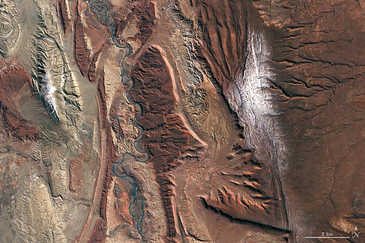 The Geologic Wonder of the Neuquén Basin