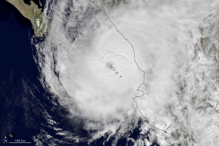 Hurricane Willa Closes in on Mexico - related image preview