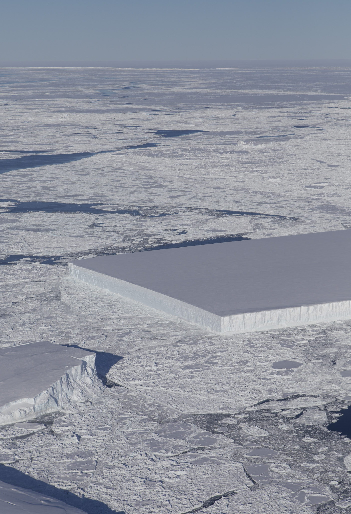 A Neat Slice of Ice in Antarctica - related image preview