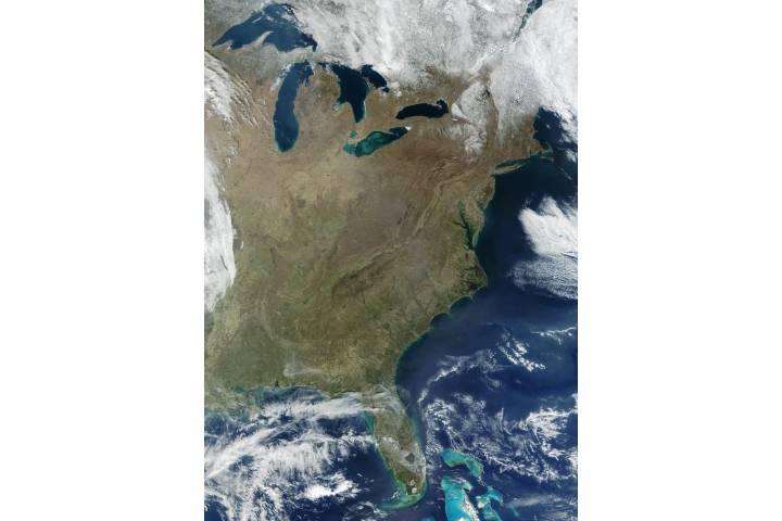 United States East Coast - selected image