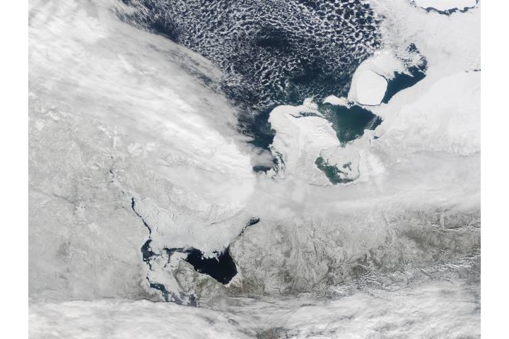 White Sea - Russia - selected image