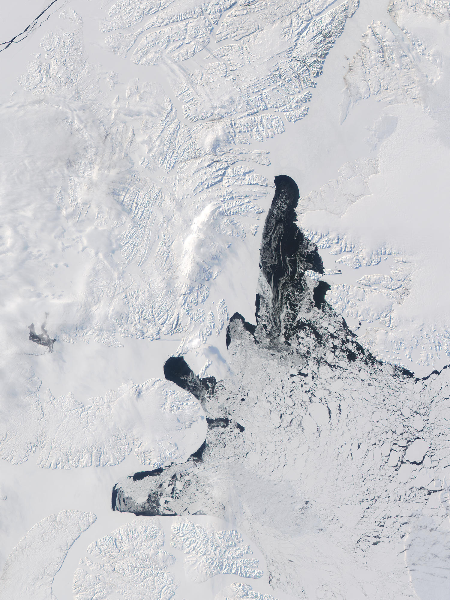 Baffin Bay - Northern Canada - related image preview