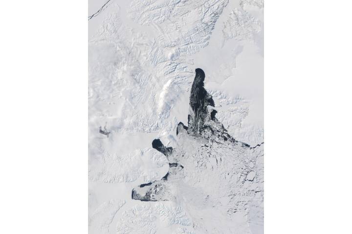 Baffin Bay - Northern Canada - selected image