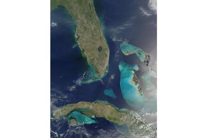 Florida, Bahamas and Cuba - selected image