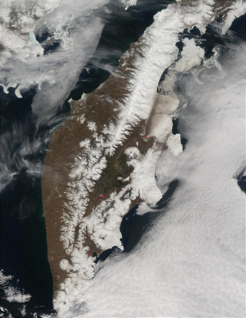 Kamchatka Peninsula, Eastern Russia - related image preview